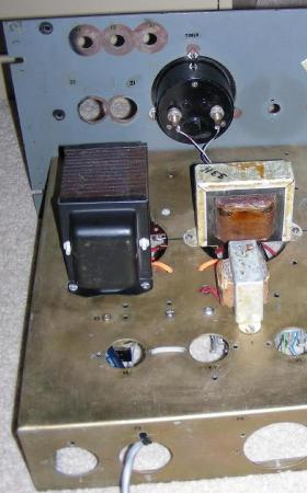 The 40-30 CW Transmitter