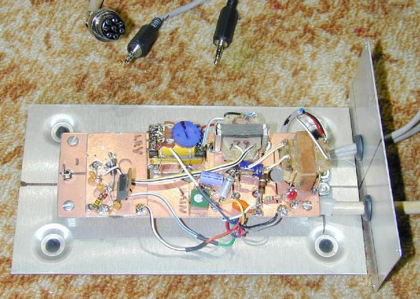 Building Pc Sound Card