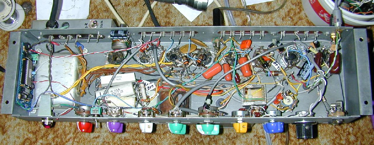 Awe Inspiring Hammonator Organ To Guitar Amp Conversion Wiring 101 Vieworaxxcnl