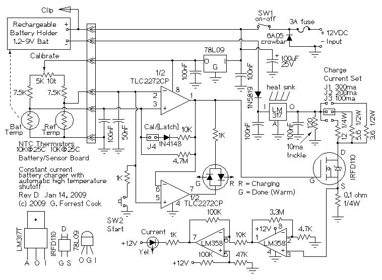 Power Schematic